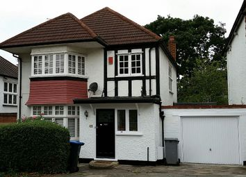 Thumbnail 3 bedroom detached house for sale in Corringham Road, Wembley, London