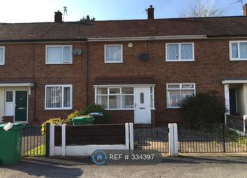 Thumbnail 3 bedroom terraced house to rent in Mottershead Road, Wythenshawe, Manchester