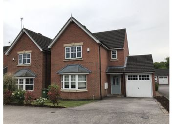 Thumbnail 3 bed detached house for sale in Southwell Road East, Rainworth, Mansfield