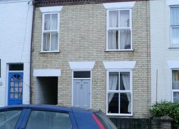 Thumbnail 4 bed property to rent in Denbigh Road, Norwich