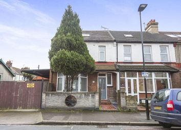 Thumbnail 4 bedroom terraced house for sale in Esk Road, London