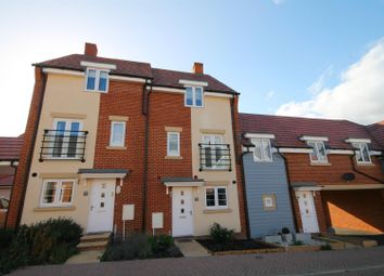 Thumbnail 4 bed town house for sale in Gilmour Drive, Canford Heath, Poole
