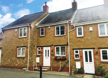 Thumbnail 2 bed terraced house for sale in Cross Street, Moulton, Northampton
