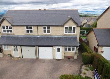 Thumbnail 3 bedroom semi-detached house for sale in Highsteads, Medomsley, Consett