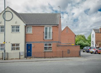 Thumbnail 3 bed end terrace house for sale in Swan Street, Sileby, Loughborough