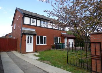 Thumbnail 2 bedroom semi-detached house for sale in Fair Oak Close, Ribbleton, Preston, Lancashire