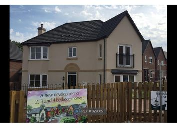 Thumbnail 4 bed detached house to rent in Emperor Boulevard, Leamington Spa