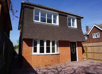 Thumbnail 3 bed detached house for sale in Clive Avenue, Ipswich