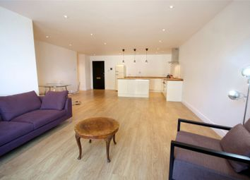 Thumbnail 2 bed flat to rent in Papermill Wharf, 50 Narrow Street, London