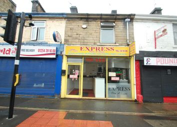 Thumbnail Restaurant/cafe for sale in Blackburn Road, Oswaldtwistle, Accrington