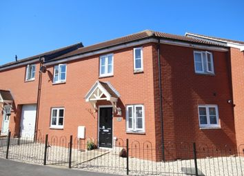 Thumbnail 3 bed terraced house for sale in Savannah Drive, North Petherton, Bridgwater