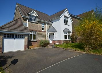 Thumbnail 4 bed detached house for sale in Morley Drive, Crapstone, Yelverton