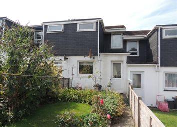 Thumbnail 2 bed terraced house for sale in Trevance Park, Tywardreath, Par