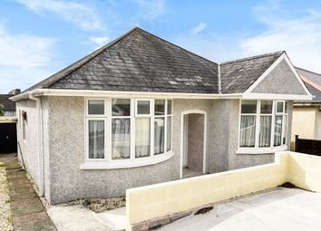 Thumbnail 2 bed detached bungalow for sale in Honicknowle Lane, Plymouth
