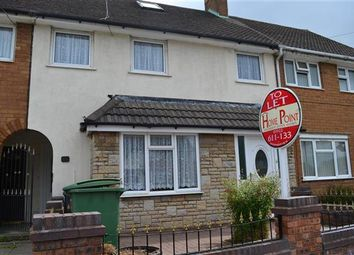 Thumbnail 4 bedroom semi-detached house to rent in Faraday Road, Walsall