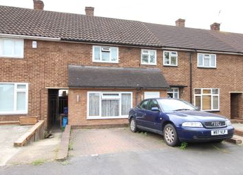 Thumbnail 3 bed terraced house for sale in Dudley Road, Harold Hill, Romford