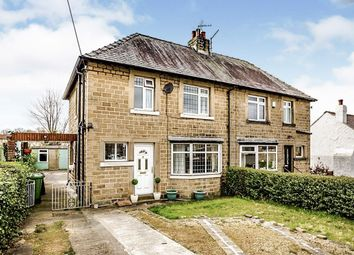 Thumbnail 3 bed semi-detached house to rent in Longley Lane, Huddersfield