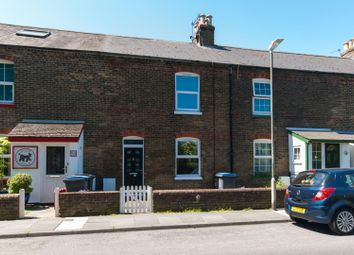 Thumbnail 2 bedroom terraced house for sale in Cornwall Road, Walmer, Deal