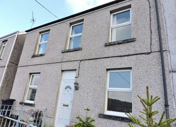 Thumbnail 3 bedroom semi-detached house for sale in Dyffryn Road, Alltwen, Pontardawe, Swansea