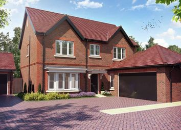 "Thumbnail 4 bedroom detached house for sale in ""Plot 14"" at Lewes Road, Ringmer, Lewes"
