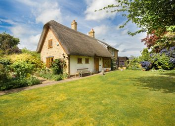 Thumbnail 3 bedroom detached house for sale in High Street, Fowlmere, Royston