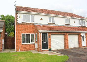 3 bed semi-detached house for sale in Leyfield Close, Sunderland SR3