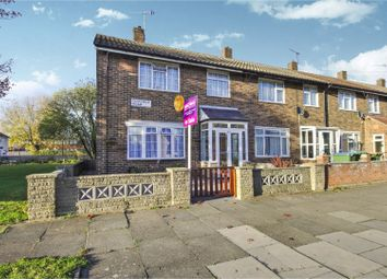 Thumbnail 3 bed semi-detached house for sale in Finchale Road, London