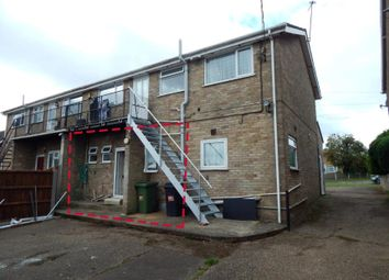 Thumbnail 1 bedroom flat for sale in Flat 93B, Olive Road, New Costessey, Norwich, Norfolk