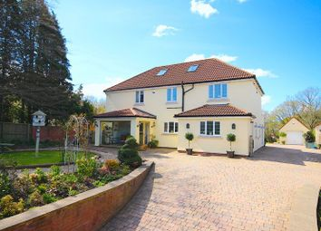 Thumbnail 4 bedroom detached house for sale in Old Port Road, Wenvoe, Cardiff