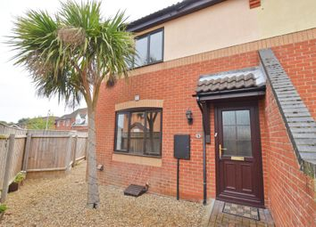 Thumbnail 1 bed end terrace house for sale in Middleton Close, Sheringham