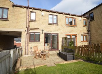 Thumbnail 3 bedroom terraced house for sale in Railway Court, Clayton West, Huddersfield