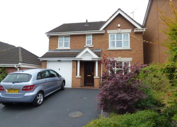 Thumbnail 4 bedroom detached house to rent in Grange Farm Close, Toton