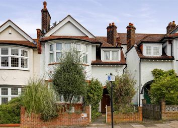 Thumbnail 4 bed terraced house for sale in Elgin Road, Muswell Hill Borders, London