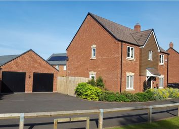 Thumbnail 4 bed detached house for sale in Macaulay Lane, Wellesbourne, Warwick