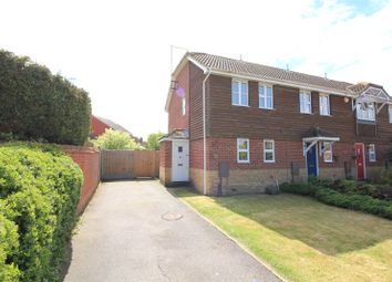 Thumbnail 2 bedroom end terrace house for sale in Helen Thompson Close, Iwade, Sittingbourne, Kent