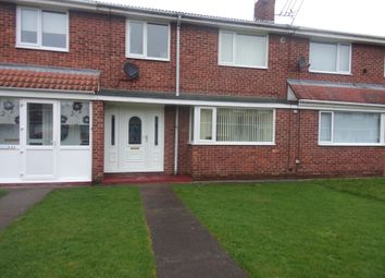 Thumbnail 3 bed terraced house for sale in Craster Close, Blyth