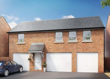 "Thumbnail 1 bed flat for sale in ""Aylsham"" at Tay Road, Lubbesthorpe, Leicester"