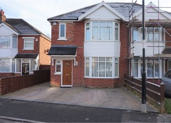 Thumbnail 3 bed semi-detached house for sale in Bath Road, Southampton