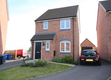 Thumbnail 3 bedroom detached house for sale in Battersea Park Way, Mackworth, Derby