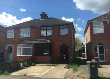 Thumbnail 3 bed semi-detached house to rent in Bernard Crescent, Ipswich