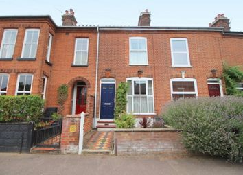 Thumbnail 2 bed terraced house for sale in Sewell Road, Norwich