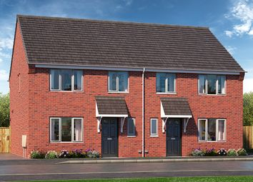 "Thumbnail 4 bed property for sale in ""The Alpine"" at Brook Park East Road, Shirebrook, Mansfield"