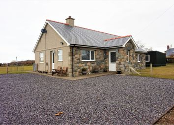 Thumbnail 4 bed detached house for sale in Rhoshirwaun, Pwllheli