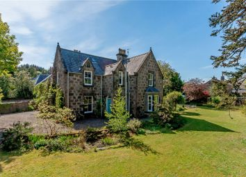 Thumbnail 4 bedroom detached house for sale in Queens Road, Aberlour, Banffshire