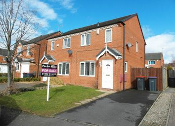Thumbnail 3 bed semi-detached house for sale in Winchester Drive, Muxton, Telford