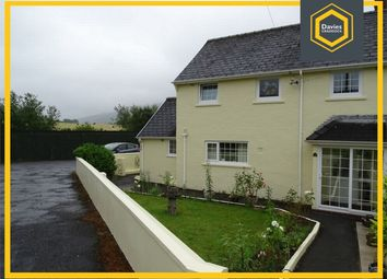 Thumbnail 3 bed semi-detached house for sale in 13 Maes Y Groes, Brechfa, Carmarthen