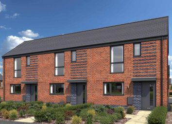 Thumbnail 1 bed terraced house for sale in Daedalus Drive, Lee-On-The-Solent, Gosport