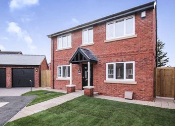 Thumbnail 4 bed detached house for sale in Heathview Court Chester Road, Nomans Heath, Malpas