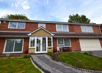 Thumbnail 5 bed detached house for sale in Lakeside Court, Thurnby, Leicestershire