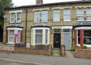 Thumbnail 2 bed terraced house for sale in Princes Road, Wisbech